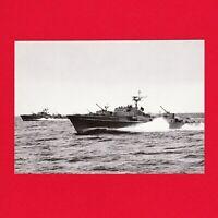 """Ansichtskarte Deutsche Bundeswehr Schnellboote """"Jaguar"""" Nr. 285"""