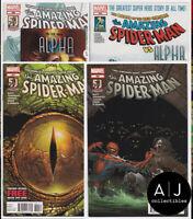Amazing Spider-Man #690 #691 #693 #694 VF/NM 9.0 (Marvel)