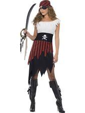 Costumi e travestimenti abito completi marca Smiffys per carnevale e teatro da donna poliestere