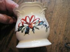 "Lenox Votive Candle Holder ""Winter Greetings"" by Catherine McClung"
