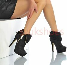 Unbranded Clubwear Patternless Boots for Women