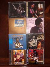 Jimi Hendrix 12CD RARE LOT: Royal Albert, Stockholm, Fehmarn, Oakland, Woburn