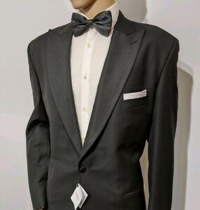 BNWT Hackett London Mainline Mens Satin Tuxedo Dinner Jacket Mr Porter UK 46L