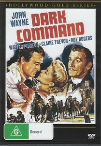 Dark Command - John Wayne New and Sealed DVD