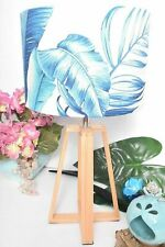 Tommy Bahama Fabric Lampshade Coastal Living Hamptons Boho Drum Table Lamp Shade