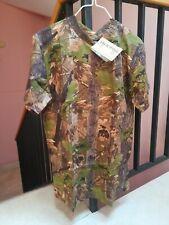 Camiseta Caza Manga Corta Jack Pyke Oak Camuflaje Roble Ingles