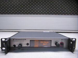 Sennheiser EW300 G3 True Diversity Wireless Receiver A: 516-558 MHz