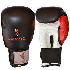 Gants de boxe sparring kick-boxing Lutte Grappling Gant Muay Thai BWR, 12 oz (environ 340.19 g)