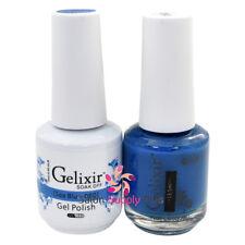 GELIXIR Soak Off Gel Polish Duo Set (Gel + Matching Lacquer) - 080