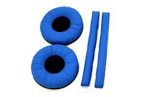 Sennheiser HD25 Adidas Originals Blue Pads Set