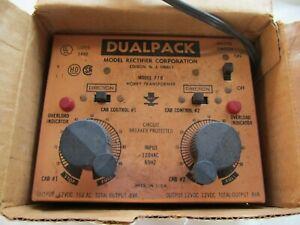 Train pack Dual-Pak H.O. Train Control