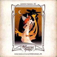 Un monstre à Paris - CD OST 22 titres en VF - Vanessa Paradis & M - LA SEINE