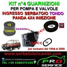 kit 4 guarnizioni per serbatoio FIAT PANDA 4X4 INIEZIONE manicotto TONDO