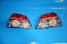 JDM Subaru Impreza WRX STi Sedan 4-Door RS TS Tail Lights Lamps 2004-2007 V9 GD