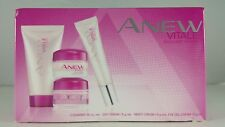 AVON Anew Vitale 14 Day Regimen System - 4pc Trial/Travel size set