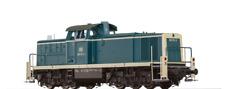 Brawa H0 41552 - Diesellok BR 290 der DB, Ep. IV, DC BASIC+ (analog)   Neuware