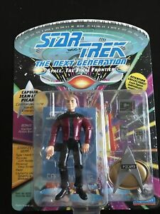 Star Trek: The Next Generation - Captain Jean-Luc Picard Action Figure