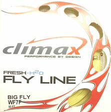 """Fly Fishing Line """"Big Fly"""" WF7F Freshwater Fly Line Big Fly for long,Casts"""