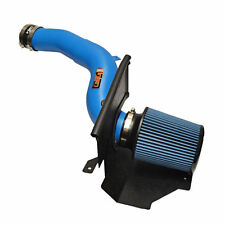 INJEN COLD AIR INTAKE KIT IN HYPER WRINKLE BLUE FOR 2016-2017 FORD FOCUS RS