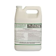 Concrete Sealer X-3 to waterproof ponds, pools & water features 1 gallon