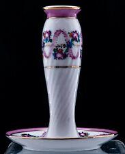 Vintage Kpg Berlin Hat Pin Holder Porcelain
