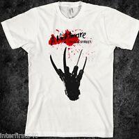 Horror, T-Shirt, Freddy Krueger, Nightmare on Elm street, Halloween, S-2XL, new