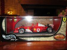 F1 FERRARI SCHUMACHER F1 F2004 1/18 GP BAHRAIN SAKHIR 2004  N°4544/15000  NEUVE