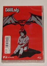 The Devil Lady: The Becoming Vol. 2 (DVD, 2003) Horror w/Monster Cards BRAND NEW
