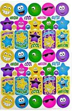 300+ Childrens Reward Stickers for Kids Motivation Merit Praise School Teacher