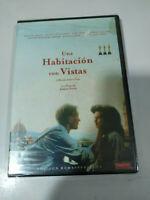 Una Habitacion con Vistas James Ivory Helena Bonham Carter - DVD Español - 1T