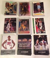 Kobe Bryant Complete NBA Career 132Card Lot 1996-2016 Lower Merion Topps Rookie