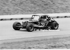 Sal Dee at Langhorne Speedway Photo
