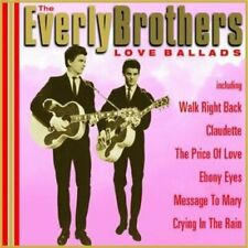 Everly Brothers Love ballads (15 tracks, live at Royal Albert Hall, Sept... [CD]