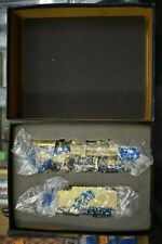 Lot 5-91 * HO Scale Brass PFM Southern Pacific A3 4-4-2, NOT WORKING w/box