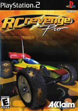 RC Revenge Pro PS2 New Playstation 2