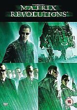 The Matrix Revolutions [DVD] [2003], New DVD, Keanu Reeves|Carrie-Anne Moss|Laur