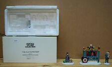 Department 56 Heritage Village Accessories 58025 The Old Puppeteer