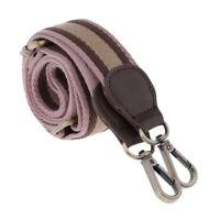 Bag Purse Strap Replacement Crossbody Wide Shoulder Adjustable Stripe Handle