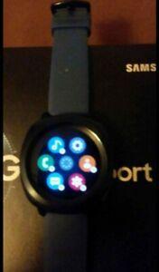 Samsung Gear Sport 46mm Silver Black (SM-R600)