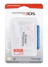 2 écrans de protection pour Nintendo 3DS Officiel Neuf