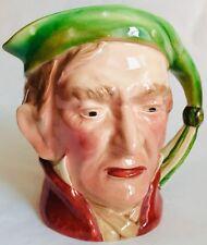 "Vintage (1936) Beswick Ware Pottery 7""/18cm ""Scrooge"" (Charles Dickens) Toby Jug"