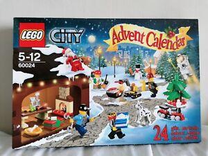 Lego City Advent Calender 2013 (60024)