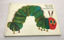 Eric Carle THE VERY HUNGRY CATERPILLAR FIRST EDITION, FIRST PRINTING 1969 WORLD