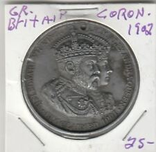(N) Token - Great Britain - 1902 Coronation of King Edward VII