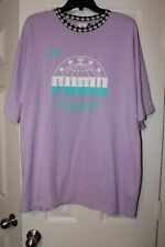 NWT PUMA X Diamond Supply Co Oversize T-Shirt Orchid Crewneck Size L