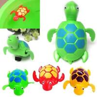 3pcs Baby Bath Pool Swimming Turtle Animal Toy Winding Wind-up For Children Kid∆