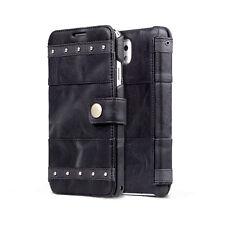 [Dark Grey] ZENUS Bohemian M Diary Cover Case for Samsung Galaxy Note 3 N9005