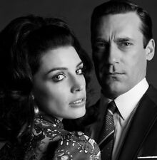 "Mad Men Don Megan Draper 14 x 11"" Photo Print"