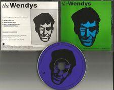 THE WENDYS Sun's Goimg to Shine EDIT & INTERVIEW PROMO DJ CD single for me Soon