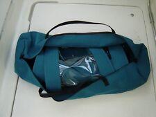 "Large Storage Bag for Enclosure window panels 10""dia by 60"" Sunbrella 16 Colors"